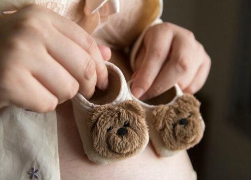 Dicas para mamãe de primeira viagem - Imagem do barrigão da gravidez